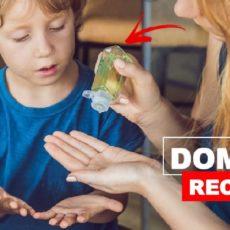 NÁVOD na domáci dezinfekčný gél